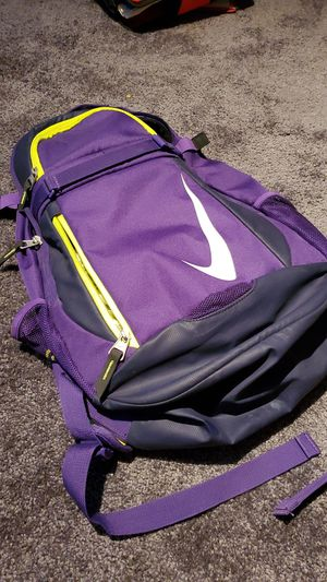 Nike baseball bag for Sale in Menomonie, WI