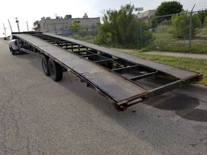 2005 Wedge 3 Car Hauler Trailer for Sale in Dallas, TX