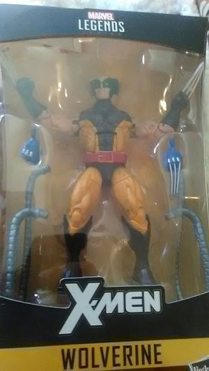 Marvel legend mix up wolverine for Sale in Alexandria, VA