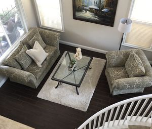 Sofa and Chair for Sale in Coto de Caza, CA