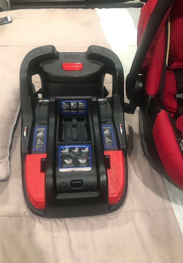 britax B-safe 35 car seat