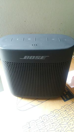 Bose Bluetooth speaker for Sale in Norfolk, VA