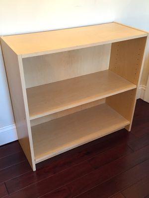 "Ikea Birch Bookshelf 2 shelf 30x28x12"" for Sale in Lincolnia, VA"