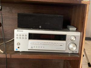 Pioneer A/V Multi-Channel Receiver VSX-D514-S for Sale in Seminole, FL