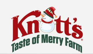 Knotts Taste of Merry Farm for Sale in Pico Rivera, CA