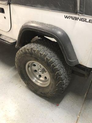 BF Tires for Sale in San Carlos, AZ