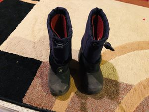 Kids snow boots size 12 for Sale in Portland, OR