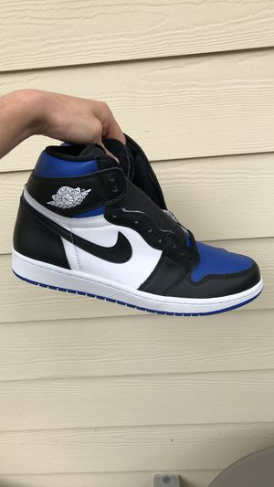 Jordan 1 Royal Toe for Sale in Takoma Park, MD