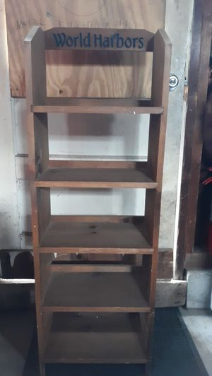 Worlds Harbor display shelf for Sale in Montgomery, IL