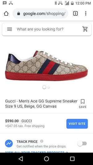 Gucci shoes for Sale in Fresno, CA