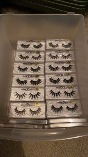 3D Mink Lashes for Sale in Lauderhill, FL