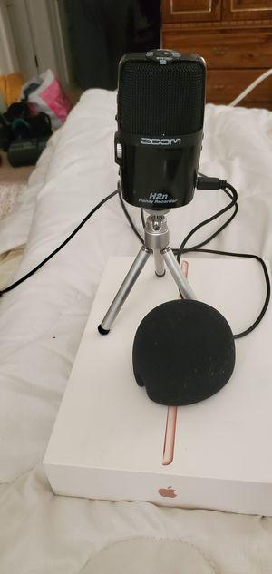 Zoom Hn2 digital recorder for Sale in Abilene, TX