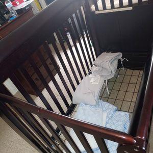 Jayden 4-in-1 Mini Crib and Changer for Sale in Marietta, GA