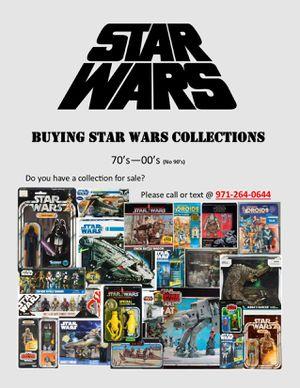 Buying star wars gi joe tmnt motu collections for Sale in Newberg, OR