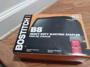 Bostitch B8 Heavy Duty Electric Stapler for Sale in Germantown, MD