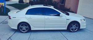 ACURA TL 2007 EXTERIOR WHITE COLOR for Sale in Los Angeles, CA