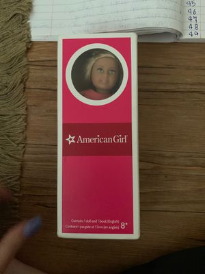 American Girl Doll Isabelle mini doll for Sale in Haines City, FL