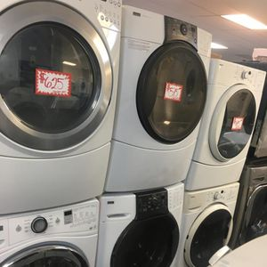 KENMORE FRONT LOAD WASHER AND DRYER SET IN EXCELLENT CONDITION for Sale in Laurel, MD