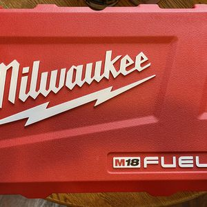 Milwaukee M18 Case Only 2997-22 for Sale in Chicago, IL