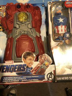 Brand New Marvel Avengers Toys Bundle for Sale in Irvine,  CA