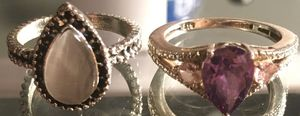 2 Rings for Sale in Aurora, IL