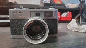 Vintage Minolta Easy Flash Hi Matic 9 35mm Rangefinder Film Camera for Sale in West Carson, CA