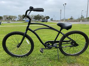 "Electra beach cruiser 24"" matte black great condition for Sale in Torrance, CA"