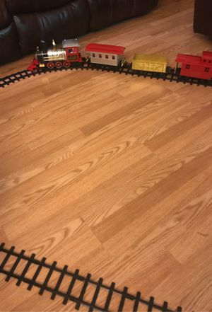 Classic motorized train set for Sale in Fort Worth, TX