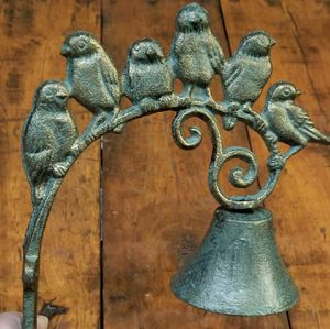 """Brand New! 8"""" Bird Bell - Metal for Sale in Miami, FL"""