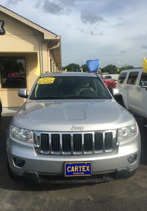 12 Jeep Grand Cherokee $1500 Down we finance for Sale in Houston, TX