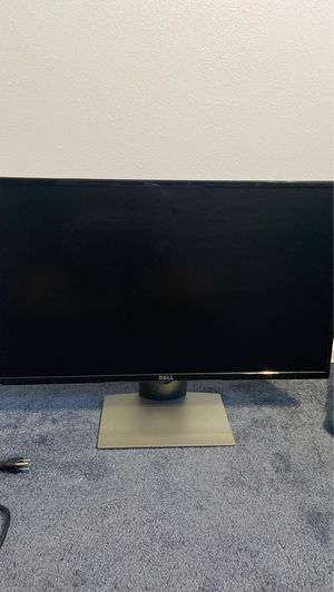 """Dell SE2717H KYKMD 27"""" Screen LED-Lit Monitor - Black for Sale in Mount Prospect, IL"""