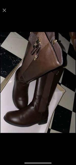 Michael kors boots girls NINAS for Sale in The Bronx, NY