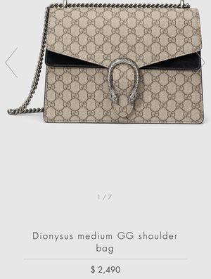 Gucci Dionysus purse for Sale in Berkeley, CA