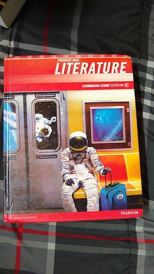 Literature textbook grade 8 for Sale in Lomita, CA