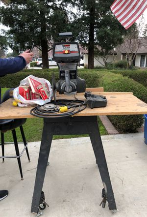 Radial Saw CRAFTSMAN for Sale in Bakersfield, CA