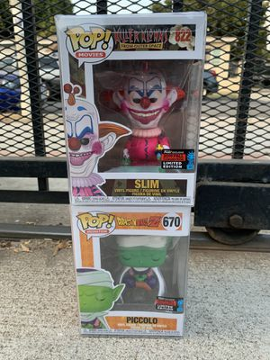 Only exclusive Funko pop for Sale in Los Angeles, CA