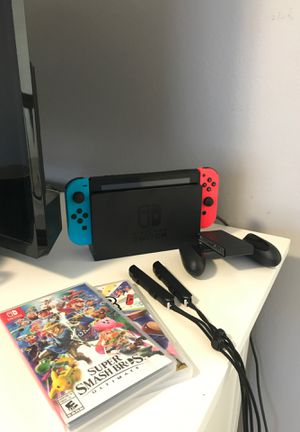 Nintendo switch, practically brand new for Sale in San Diego, CA