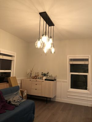 8-Light Chandelier / Pendant - Vintage Style for Sale in Redondo Beach, CA
