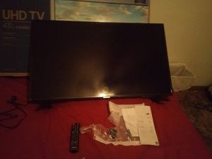 Samsung smart TV 43'' used once still for Sale in Searcy, AR