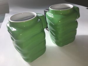 Brand New HULK Marvel Coffee Mugs / cups (2) for Sale in Whittier, CA