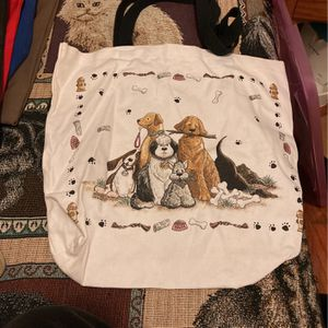New Unused Dog Tote Bag for Sale in Greenbelt, MD