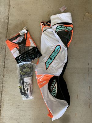 Motorcycle Riding Gear AXO Gear Set New for Sale in Norco, CA