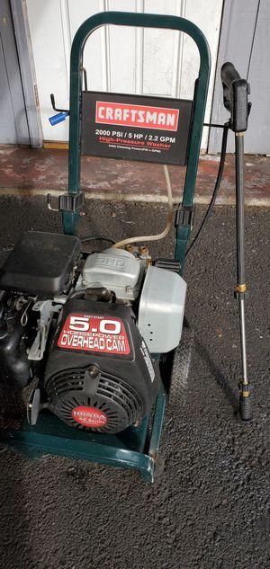 High-Pressure Washer for Sale in Everett, WA
