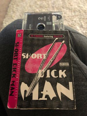 Short dick man cassette for Sale in Sloughhouse, CA