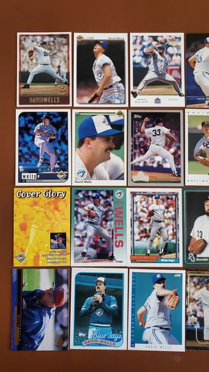 Baseball Cards - David Wells for Sale in Noblesville, IN