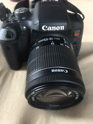 Canon rebel t6i for Sale in San Diego, CA