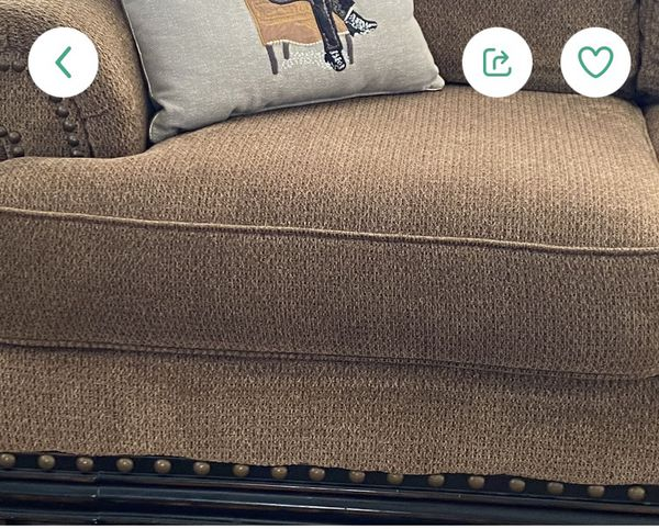 Matching Sofa And Loveseat Great Condition