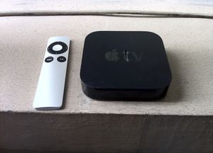 Apple TV 2nd generation with movie box for Sale in Springfield, VA