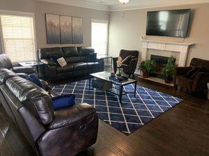 Reclining living room set for Sale in Kathleen, GA