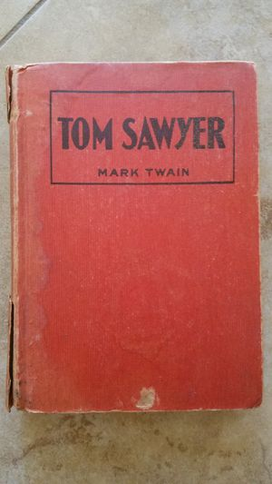 """81yr old """"The adventures of Tom Sawyer"""" Mark Twain book for Sale in Henderson, NV"""